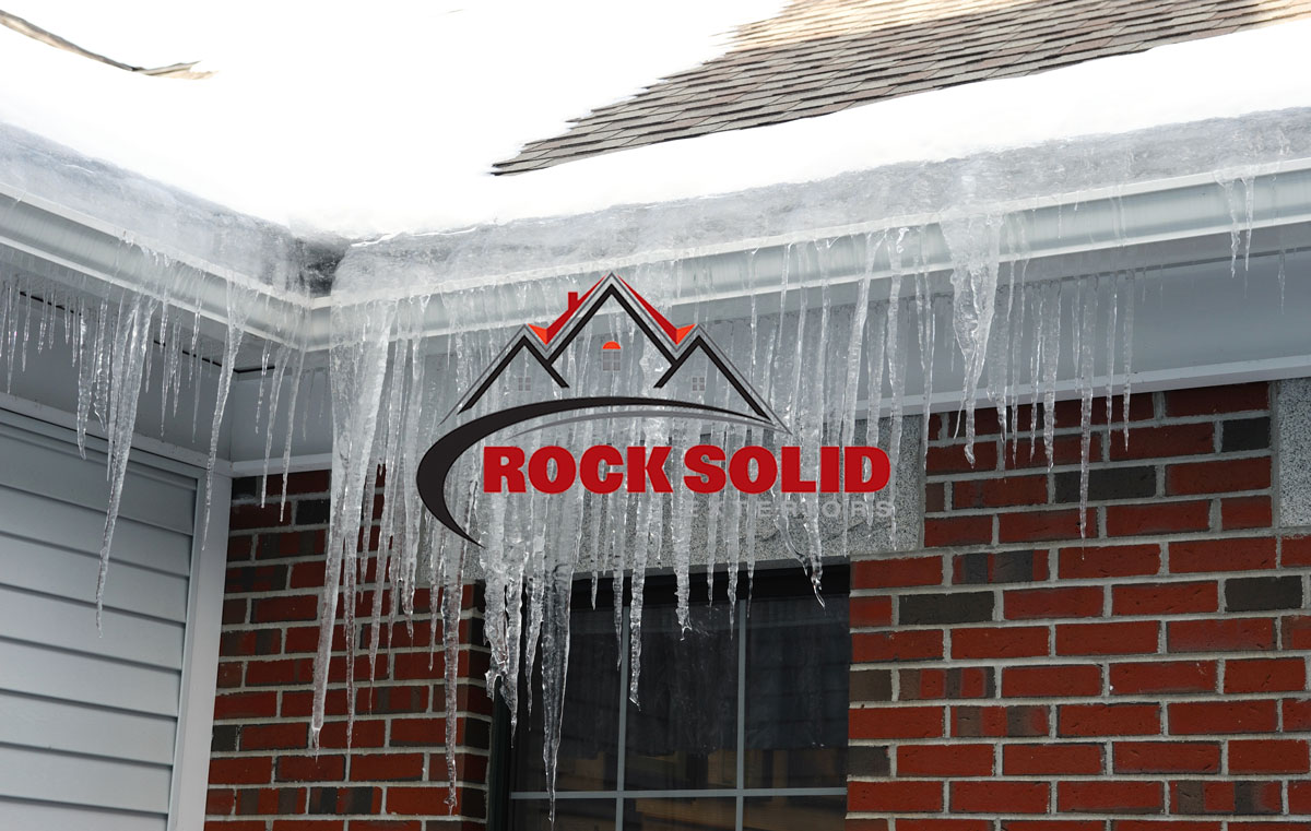 winter effects on roof